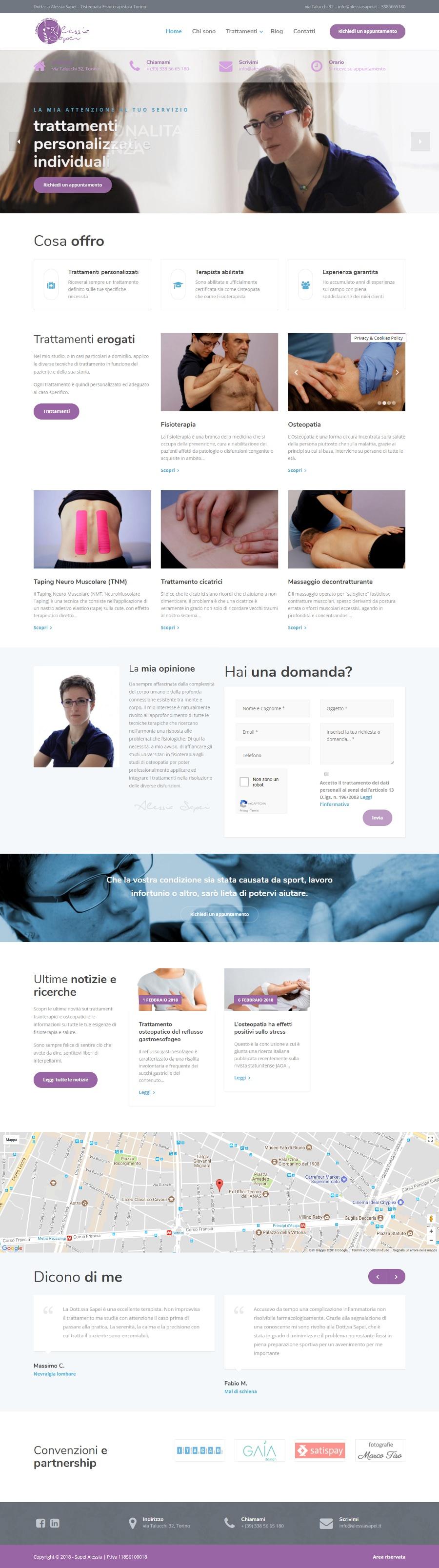 Dottoressa_Alessia_Sapei_Fisioterapista_Osteopata_Torino